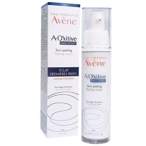 Avene A-oxitive Крем-пилинг ночной, крем, 30 мл, 1шт.