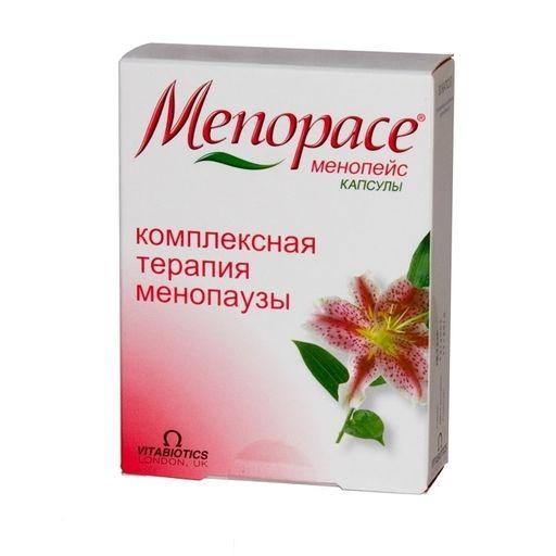 Менопейс, капсулы, 30шт.