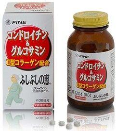 Хондроитин и глюкозамин, таблетки, 545шт.