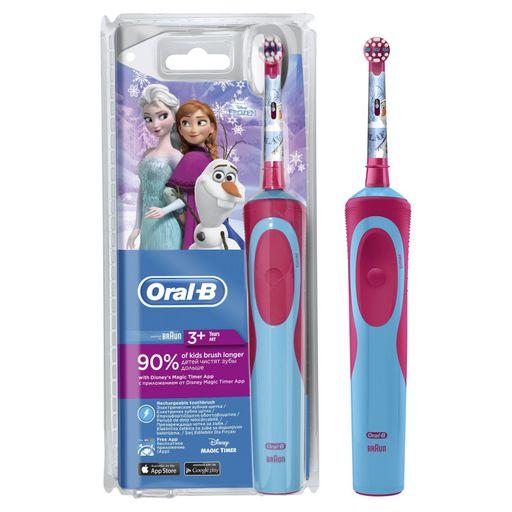 Электрическая зубная щетка для детей Oral-B Stages Power, 1шт.