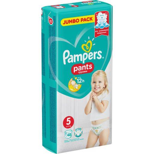 Pampers Pants Подгузники-трусики детские, р. 5, 12-17 кг, 48шт.