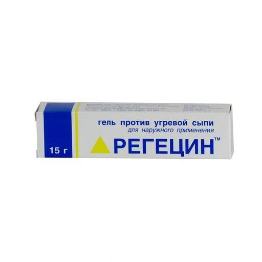 Регецин, гель для наружного применения, 15 г, 1шт.