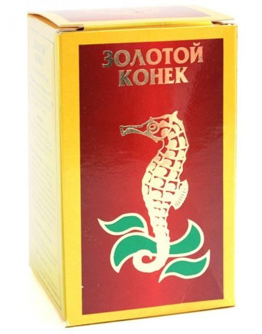 Золотой конек, 700 мг, таблетки, 20шт.