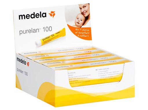 Medela Purelan 100, крем для наружного применения, 7 г, 10шт.