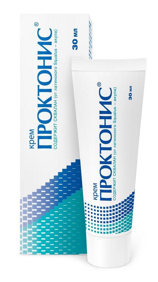 Проктонис крем, крем, 30 мл, 1шт.