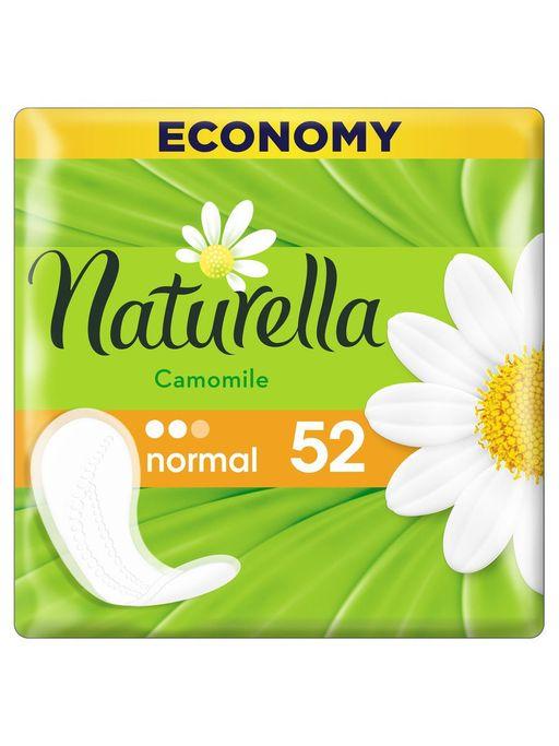 Naturella Camomile Normal прокладки ежедневные, прокладки гигиенические, 52шт.