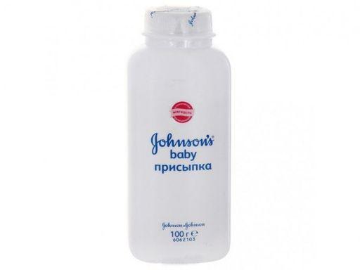 Johnson's Baby Присыпка детская, присыпка для детей, 100 г, 1шт.