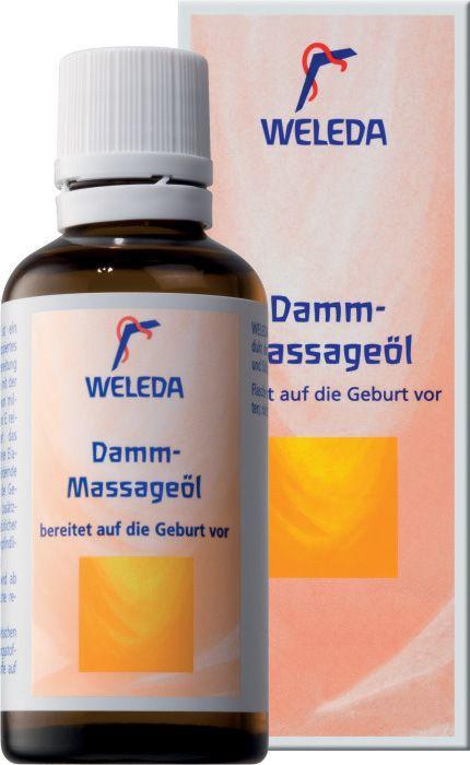 Weleda Масло для подготовки к родам для интимной области, масло для местного применения, 50 мл, 1шт.