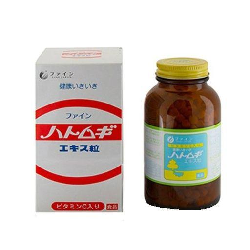 Файн Экстракт жемчуга Коикс, 250 мг, таблетки, 680шт.