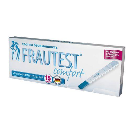 Frautest Comfort Тест на беременность, 1шт.