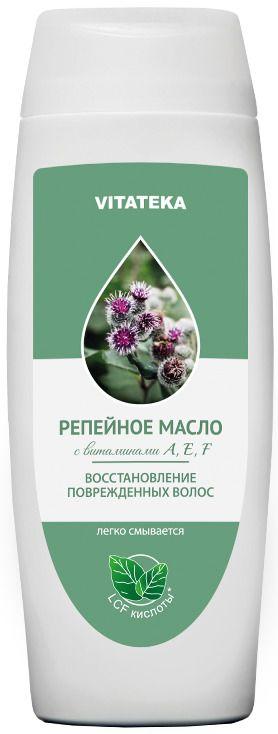 Витатека Репейное масло, масло косметическое, 100 мл, 1шт.