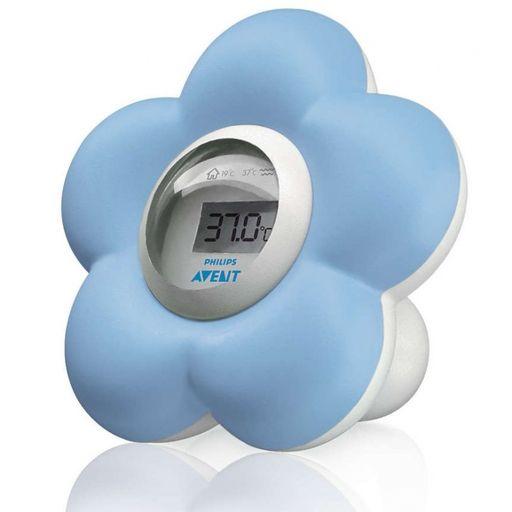Термометр цифровой Philips Avent для воды и воздуха, 1шт.