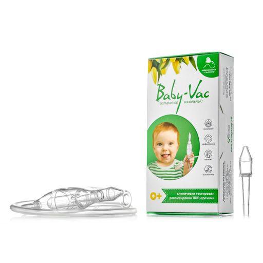 Baby-Vac Аспиратор назальный детский, 1шт.