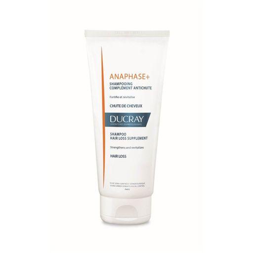 Ducray Anaphase+ шампунь стимулирующий, шампунь, для ослабленных, выпадающих волос, 200 мл, 1шт.