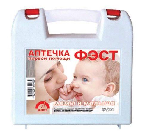 Аптечка матери и ребенка АМР-ФЭСТ, 1шт.