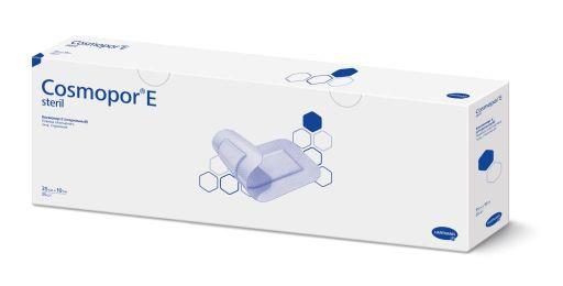 Cosmopor Е Повязка послеоперационная стерильная, 35х10см, 25шт.