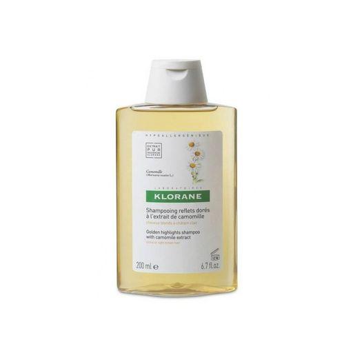 Klorane Шампунь для светлых волос с ромашкой, шампунь, 200 мл, 1шт.