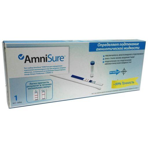 Amnisure ROM Test Для определения подтекания околоплодных вод, тест-система, 1шт.