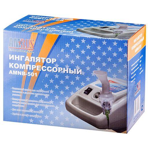 Ингалятор компрессорный AMNB-501, 1шт.