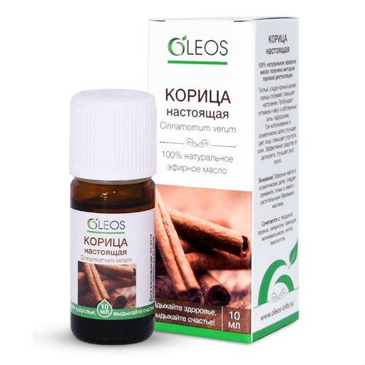 Oleos Корица Масло эфирное, 10 мл, 1шт.