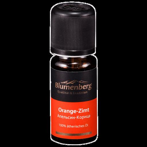 Blumenberg Эфирное масло Апельсин-Корица, масло эфирное, 10 мл, 1шт.