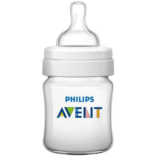 Бутылочка Philips AVENT Анти-колик, 125 мл, SCF810/17, 1шт.