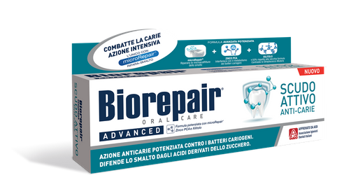 Biorepair Зубная паста для проактивной защиты, паста зубная, 75 мл, 1шт.