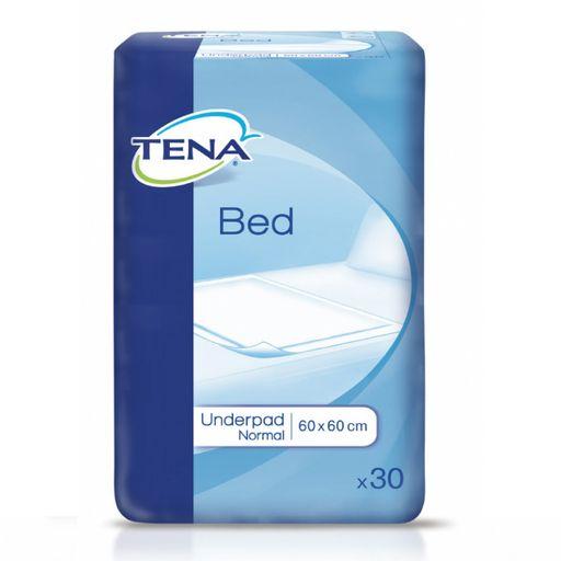 Пеленки впитывающие (простыни) TENA Bed Underpad, 60х60, Normal, 30шт.