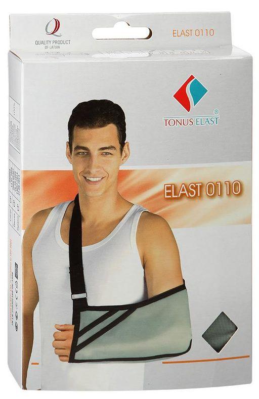 Повязка медицинская поддерживающая ELAST для фиксации руки, мод 0110, размер 3 (36-44см), повязка, 1шт.
