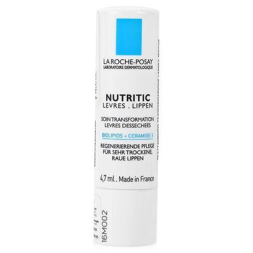 La Roche-Posay Nutritic бальзам для кожи губ, бальзам для губ, 4,7 мл, 1шт.