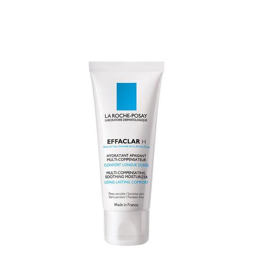 La Roche-Posay Effaclar H восстанавливающее средство для пересушенной кожи, крем для лица, 40 мл, 1шт.