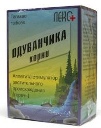 Одуванчика корни, сырье растительное измельченное, 50 г, 1шт.