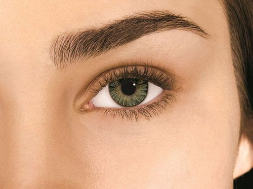 Alcon Air Optix Colors цветные контактные линзы, -0,00 D, Green, 2шт.