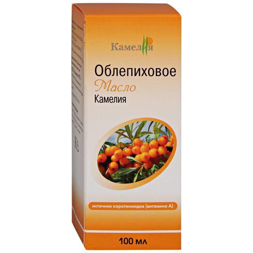 Облепиховое масло (БАД), 100 мл, 1шт.