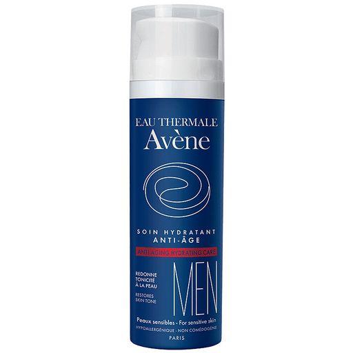 Avene Men эмульсия антивозрастная увлажняющая, эмульсия для лица, 50 мл, 1шт.
