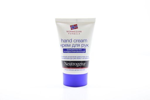 Neutrogena Норвежская формула Крем для рук, крем для рук, с отдушкой, 50 мл, 1шт.