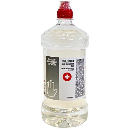 Теком Лосьон для рук с антибактериальным эффектом, лосьон, 1000 мл, 1шт.