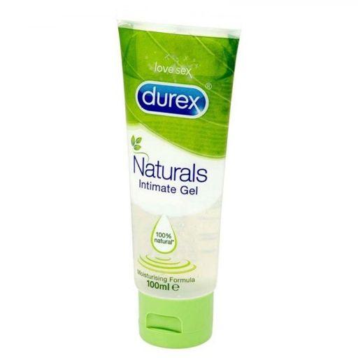 Гель-смазка Durex Naturals, гель, 100 мл, 1шт.