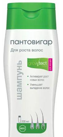 Пантовигар шампунь для роста волос, шампунь, для женщин, 200 мл, 1шт.