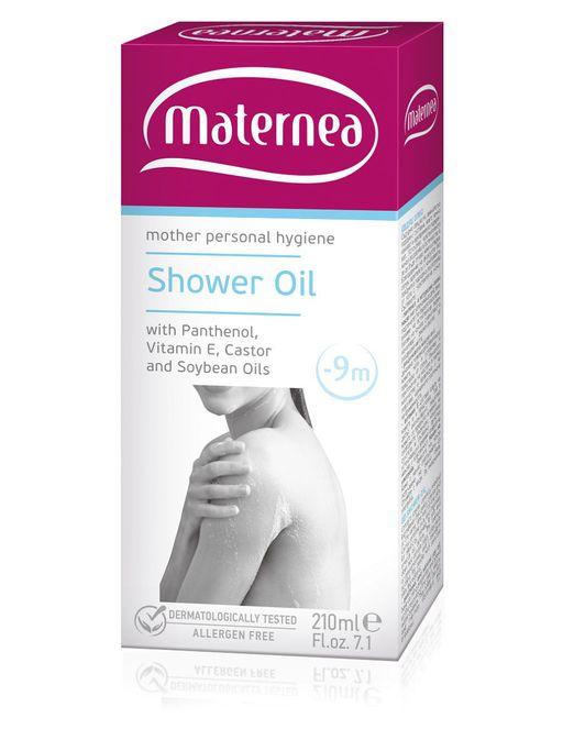 Maternea Масло для душа, масло для душа, 210 мл, 1шт.