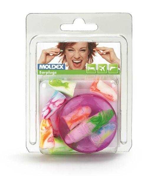 Беруши Moldex Pocket Pak Spark Plugs, 10шт.