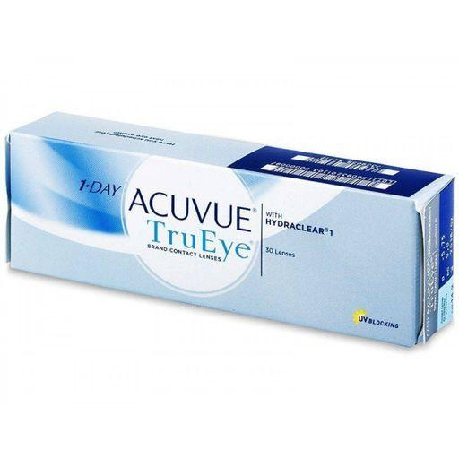 1-Day Acuvue TruEye Линзы контактные Однодневные, BC=8,5 d=14,2, D(-6.00), стерильно, 30шт.