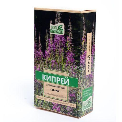 Наследие природы кипрей узколистый, сырье растительное измельченное, 1 г, 20шт.