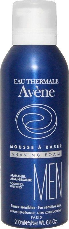 Avene Men пена для бритья, пена для бритья, 200 мл, 1шт.