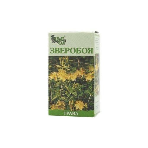 Зверобоя трава, сырье растительное измельченное, 50 г, 1шт.