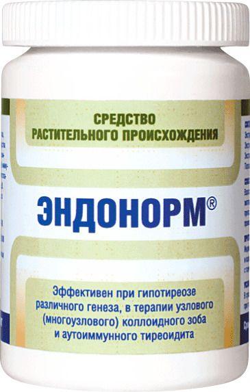 Эндонорм, 400 мг, капсулы, 90шт.