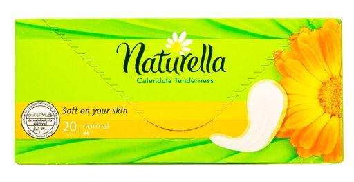 Naturella Calendula Normal прокладки ежедневные, прокладки гигиенические, 20шт.