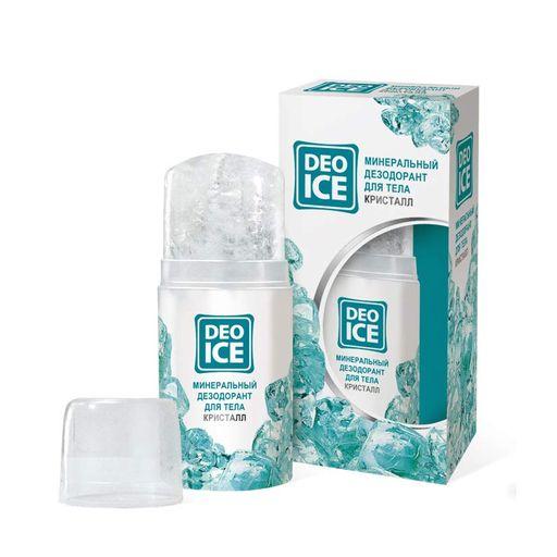 DEO ICE минеральный дезодорант, стик, 100 г, 1шт.