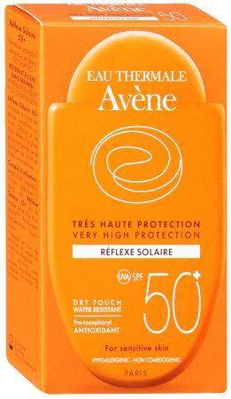 Avene солнцезащитная компакт эмульсия SPF50+, эмульсия, 30 мл, 1шт.