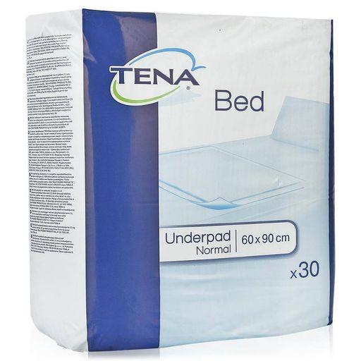 Пеленки впитывающие (простыни) TENA Bed Underpad, 90 смx60 см, Normal, 30шт.
